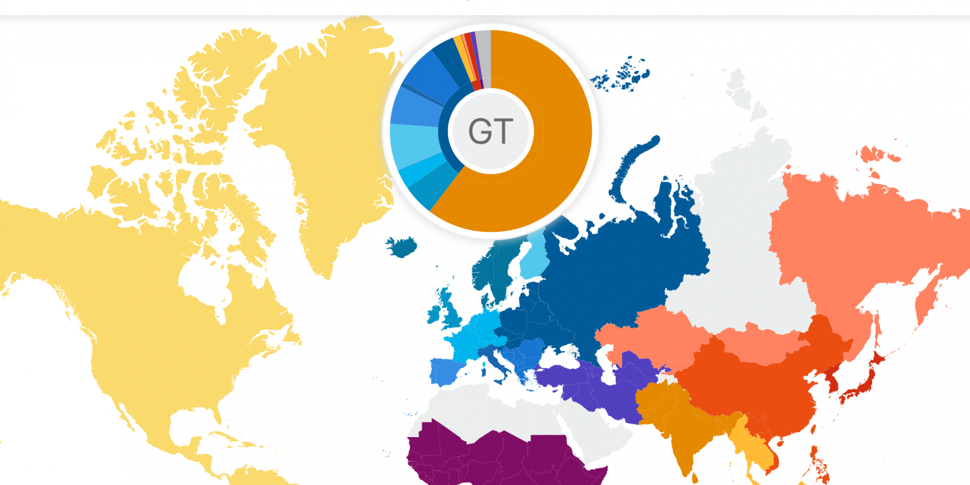 Image: genetic map from 23andme.com