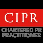 I'm a CIPR Chartered PR Practitioner