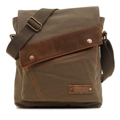 Image: canvas bag.