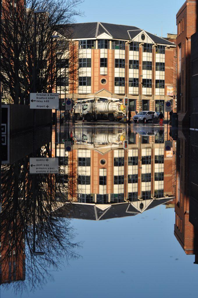 Photo: view down Northern Street.