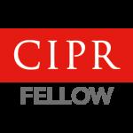I'm a CIPR Fellow