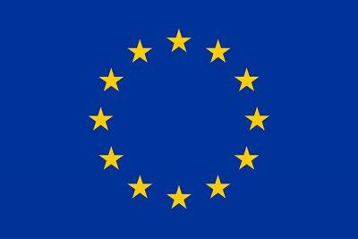 Image: European Union flag (taken from Wikipedia).