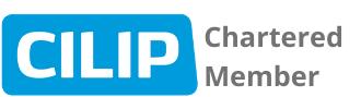 Image: Cilip Chartered Member logo